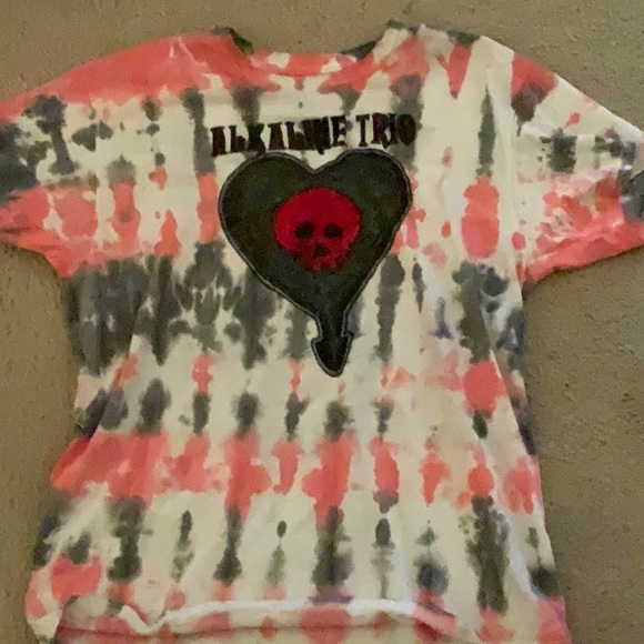 Other - Alkaline trio ti dye